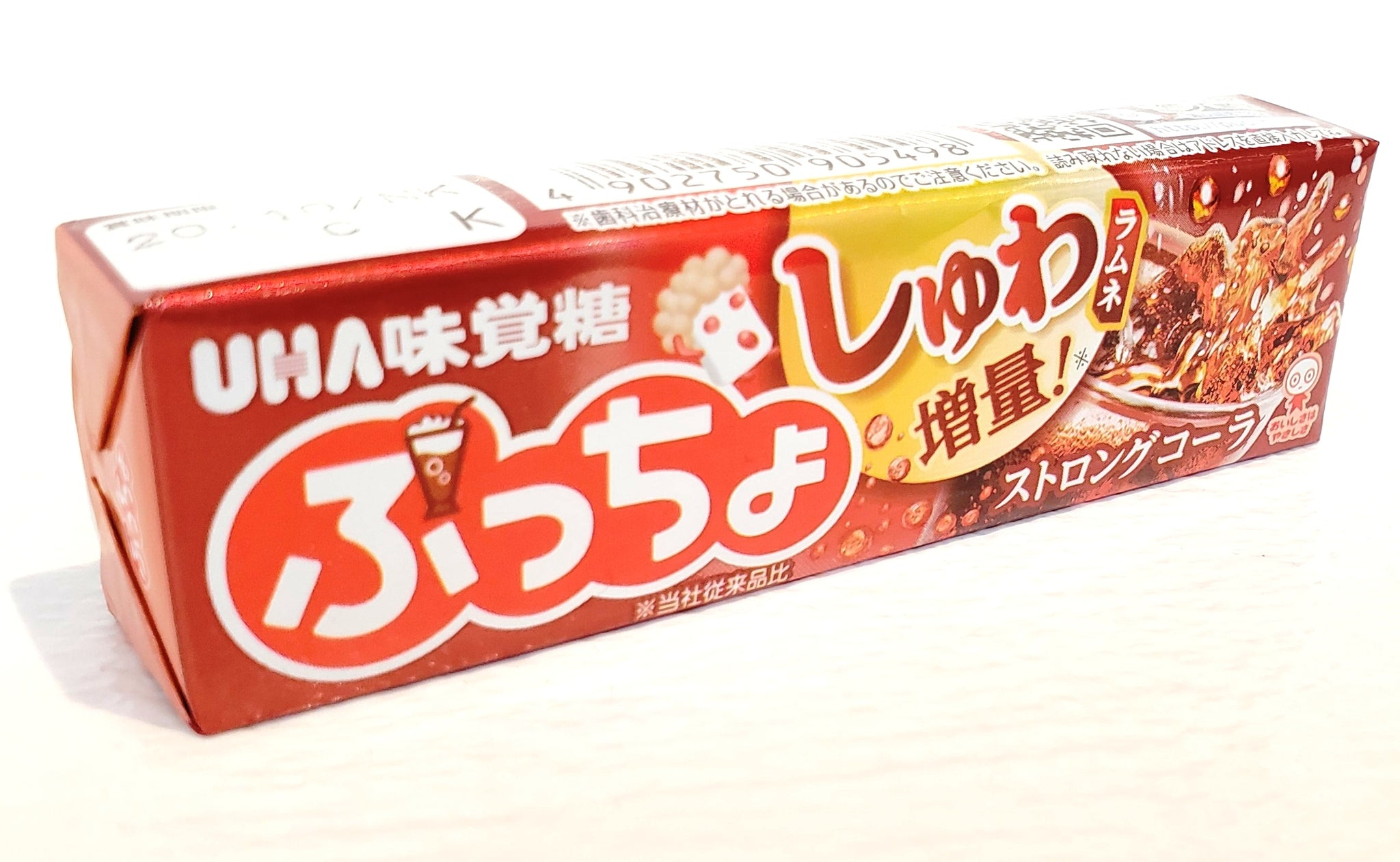 UHA puccho cola chewy candy