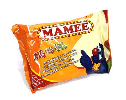 Mamee noodle snacks 媽咪麵