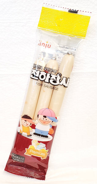 Korea premium/cheese fish sausage 韓國特級魚肉腸