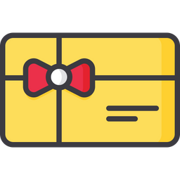 Gift card / package