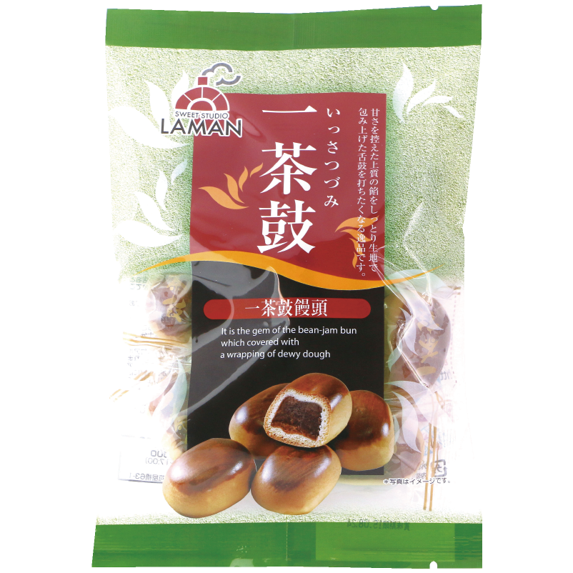 *Laman Japan sweet studio mini red bean buns