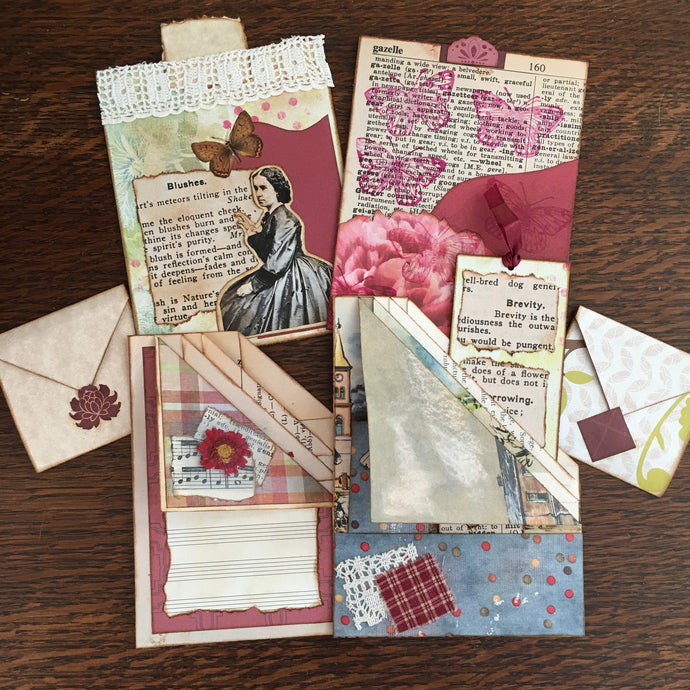 Use These 6 Types of Junk Journal Embellishments to Get the Most Out of Your Journal