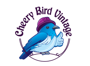 Cheery Bird Vintage