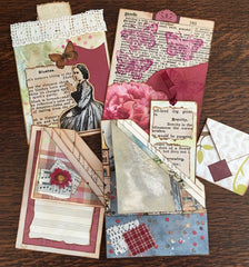 junk journal embellishments