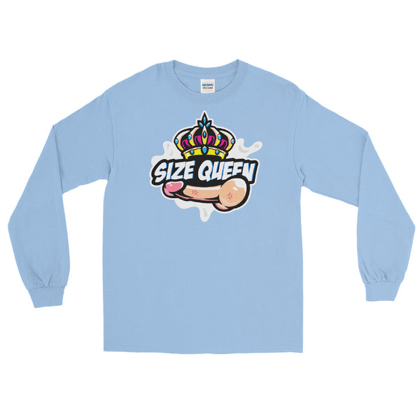 Size Queen (Light Cock) - Long Sleeve