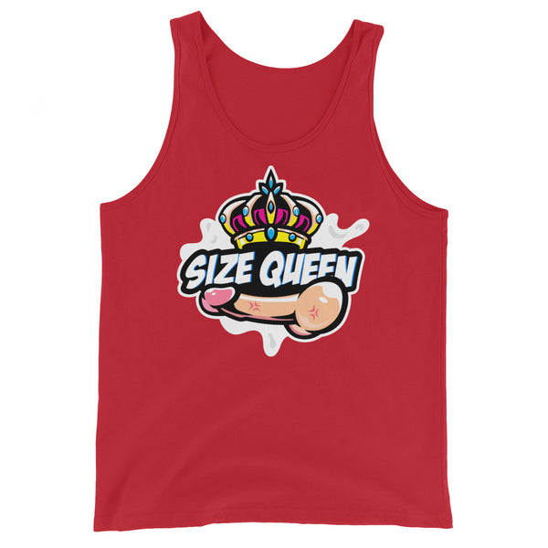 Size Queen (Light Cock) - Tank