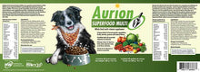 Load image into Gallery viewer, AURION SUPERFOOD MULTI whole food multivitamin - 400g