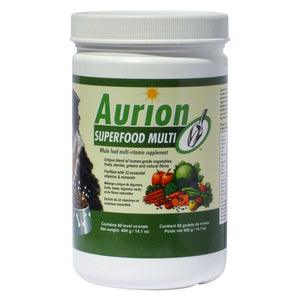 AURION SUPERFOOD MULTI whole food multivitamin - 400g