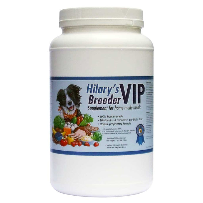 HILARY'S BLEND supplement for home-made meals - VIP breeder size - 2000g