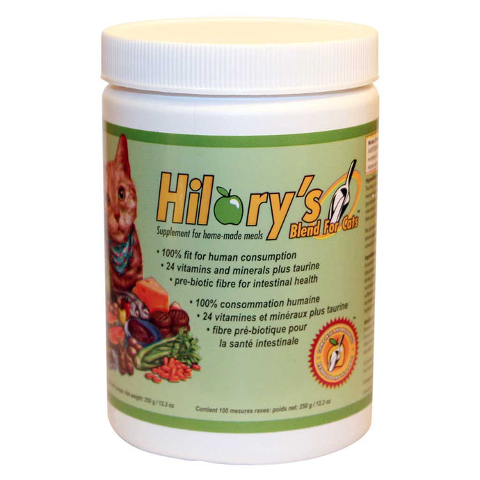 HILARY'S BLEND FOR CATS supplement for home-made meals - 250g
