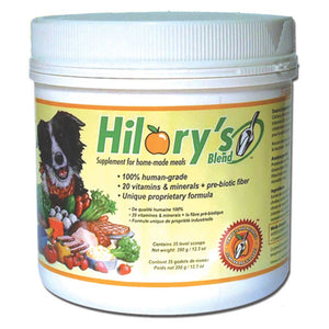 HILARY'S BLEND supplement for home-made meals for dogs - 350g