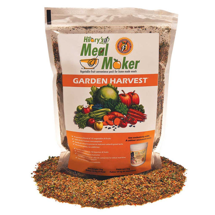 HILARY'S BLEND MEAL MAKER Garden Harvest - 1kg