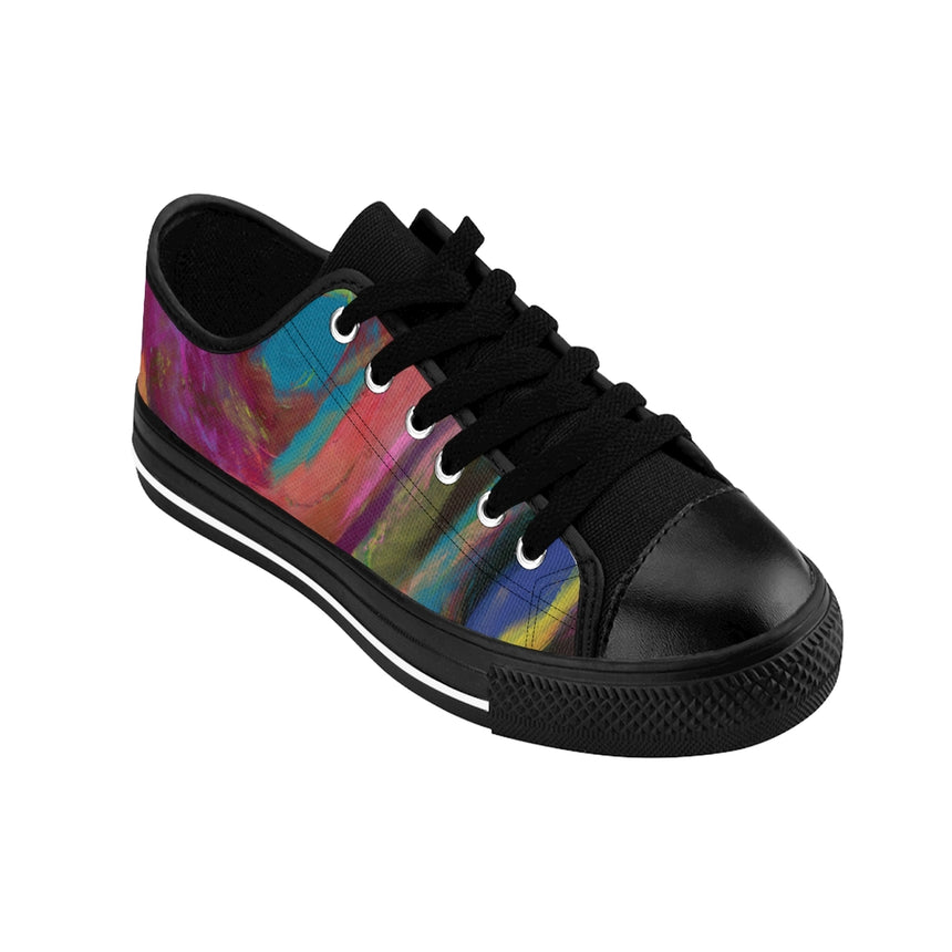 Women's Art Sneakers - Muddled