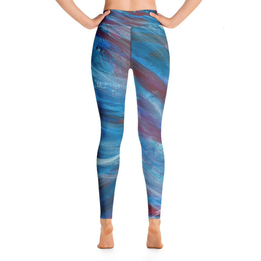Leggings - Music Takes Flight