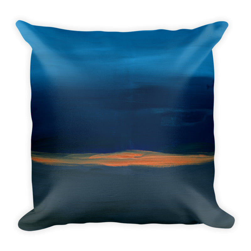 Premium Pillow Rachel's Sunset