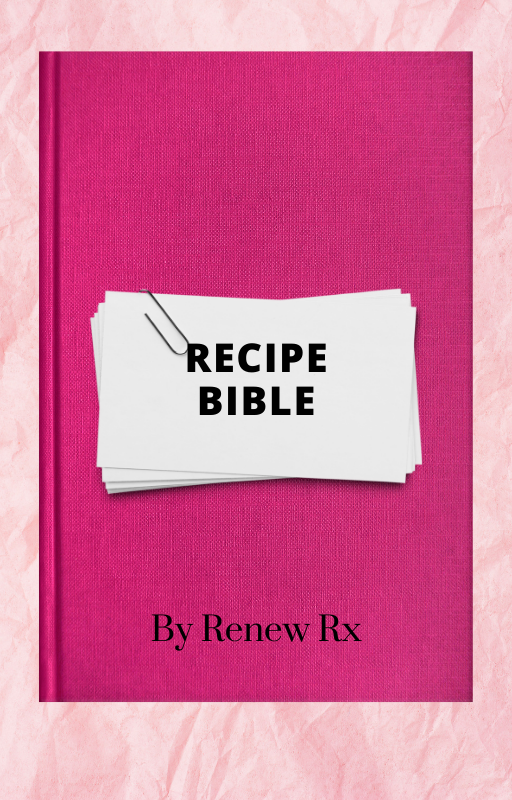 Recipe Bible:Volume 1 (FREEBIE)