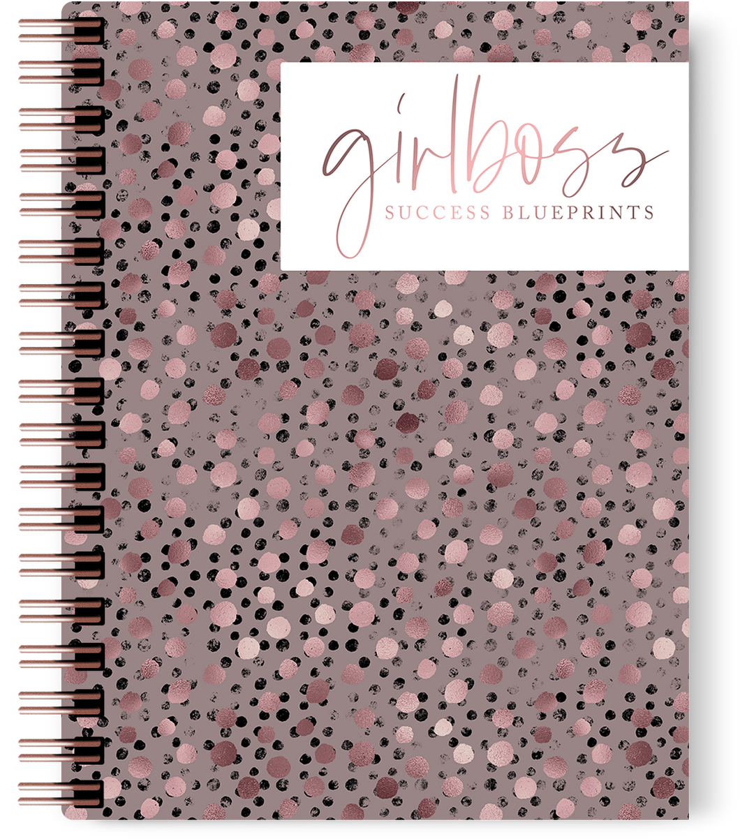 GirlBoss Success Blueprints Business Planner Guide & Workbook (Digital)