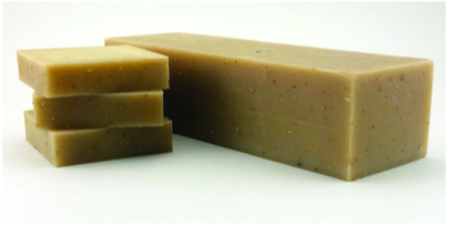 Oatmeal Milk and Honey Handcrafted Soap