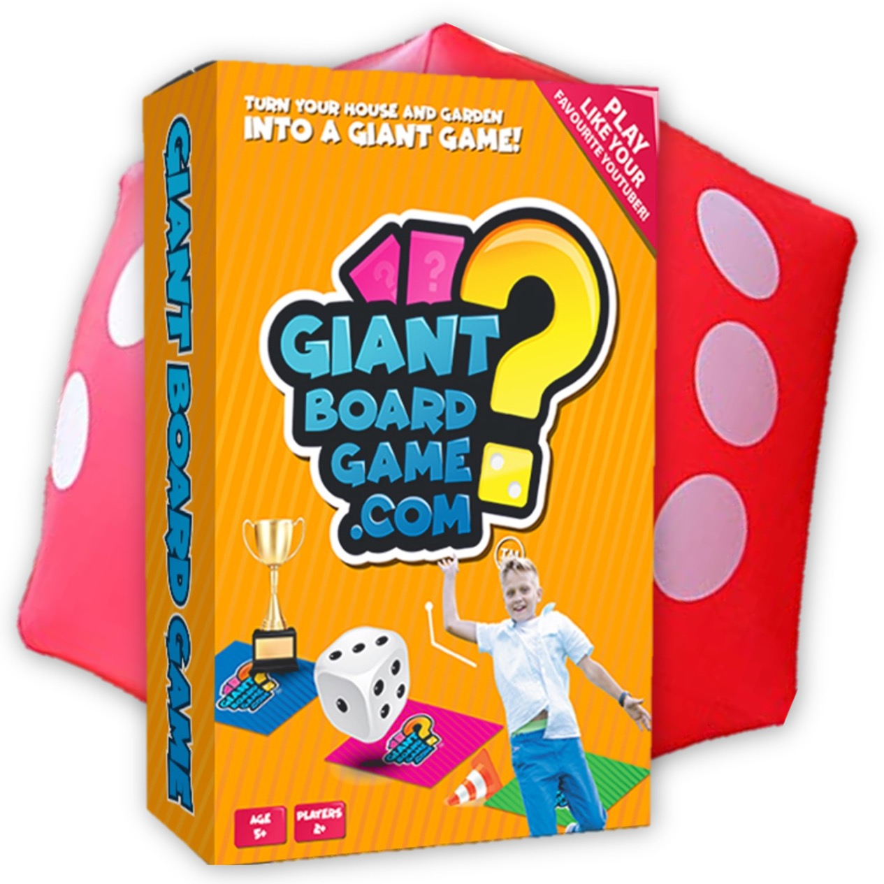 Giant Board Game Age 5+
