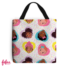 Load image into Gallery viewer, SPRINKLES GIRLS TOTE BAG