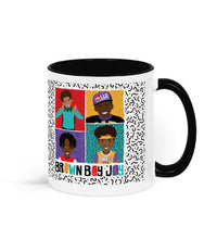 Load image into Gallery viewer, 4 Brown Boys Two Toned Ceramic Mug
