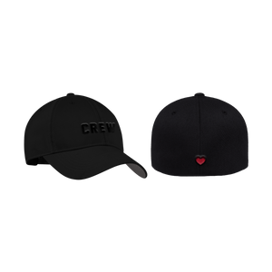 CREW Fitted Hat