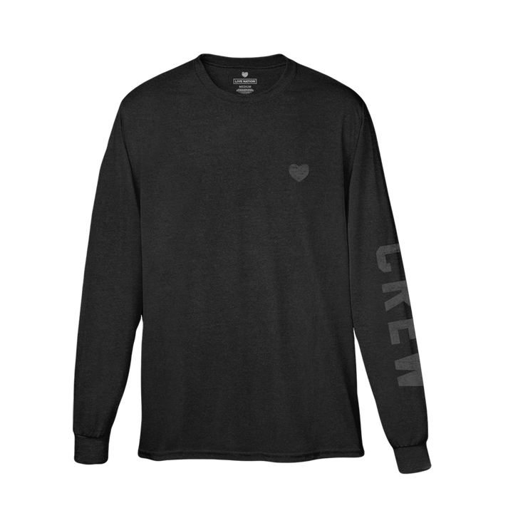 CREW Long Sleeve Tee-Crew Nation