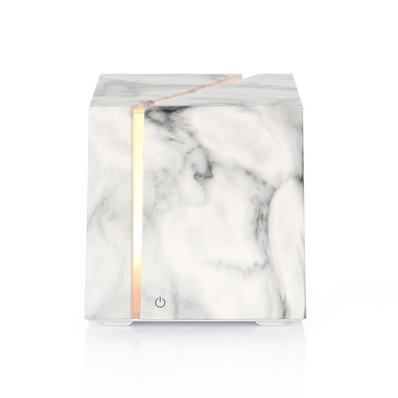 White marble grain Ki Ultrasonic essential oil diffuser