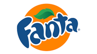 Fanta Orange soda 32oz.