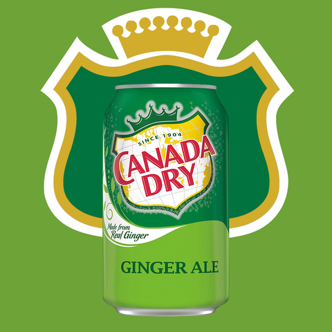 Ginger Ale 32oz.