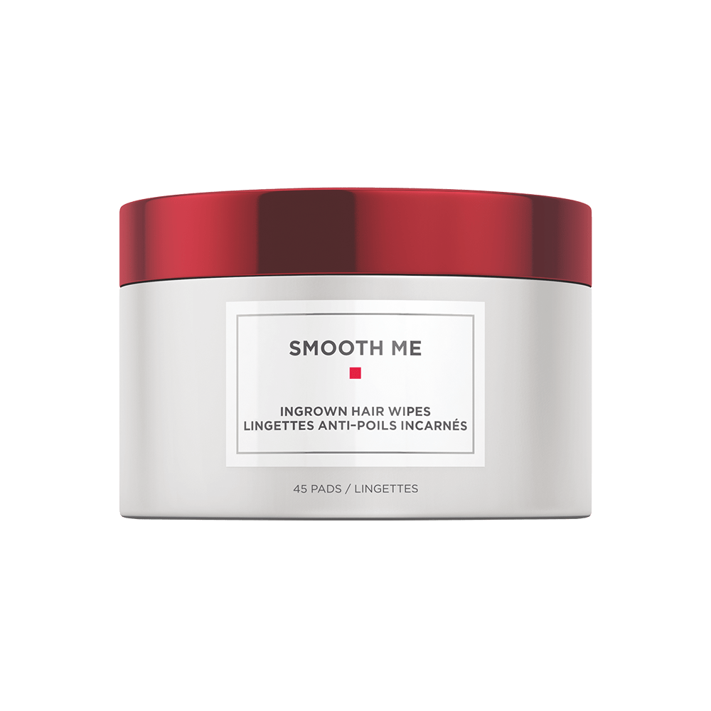 Smooth Me™ Ingrown Hair Wipes - EWCPopup.com
