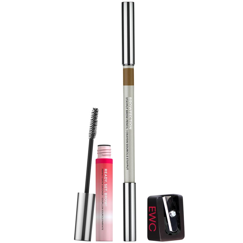 Stayput Perfect Brow Bundle Dark - European Wax Center