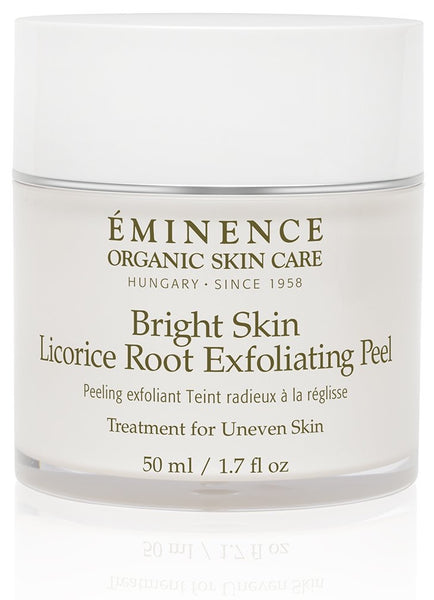 Eminence Organics Bright Skin Licorice Root Exfoliating Peel