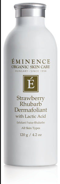 Eminence Organics Strawberry Rhubarb Dermafoliant