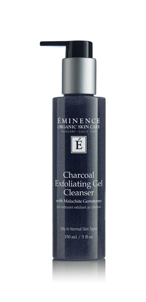 Eminence Organics Charcoal Exfoliating Gel Cleanser