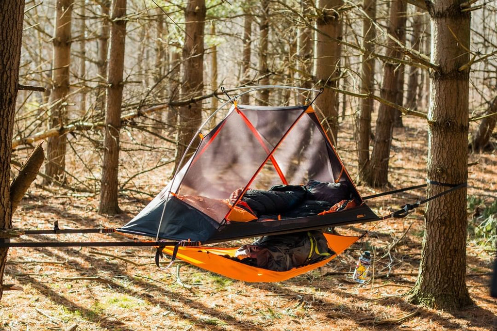 AERIAL A1 Tree Tent / Hammock by OPEONGO