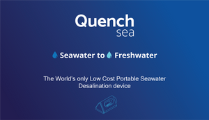 Quench Sea: Your Solution to Clean Water