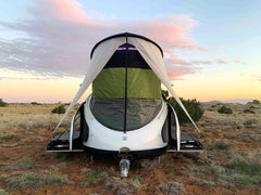 Earth Traveler Teardrop Trailers