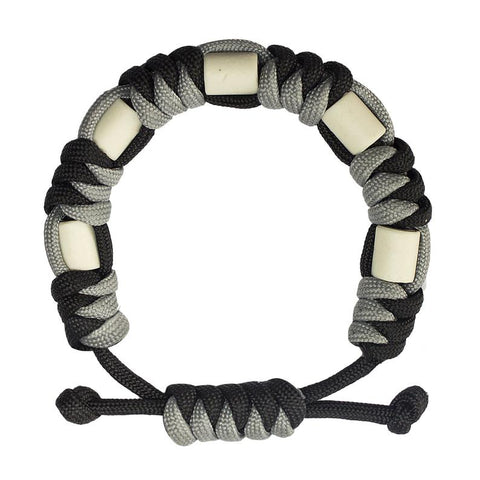 Tick Repellent paracord survival bracelet