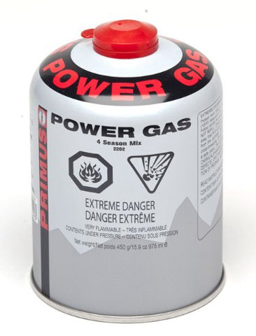 Primus 450g Power Gas Canister, 16 oz