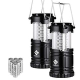 Etekcity LED Camping Lantern Collapsible Flashlight