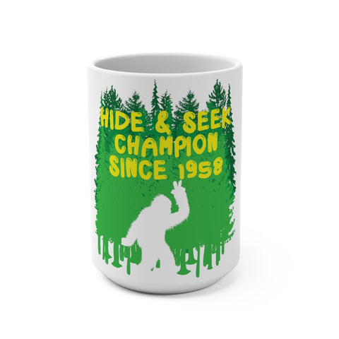 Bigfoot Mug 15oz