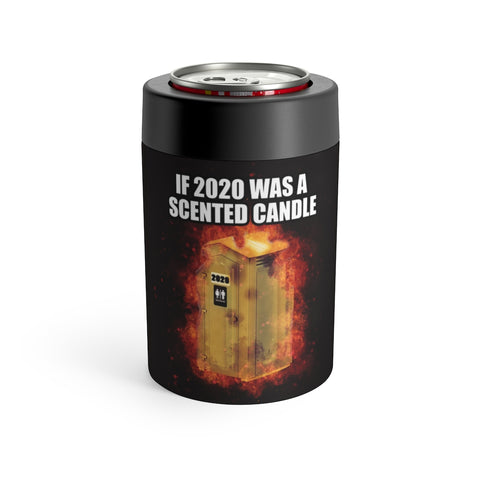 2020 Scented Candle Can Koozy