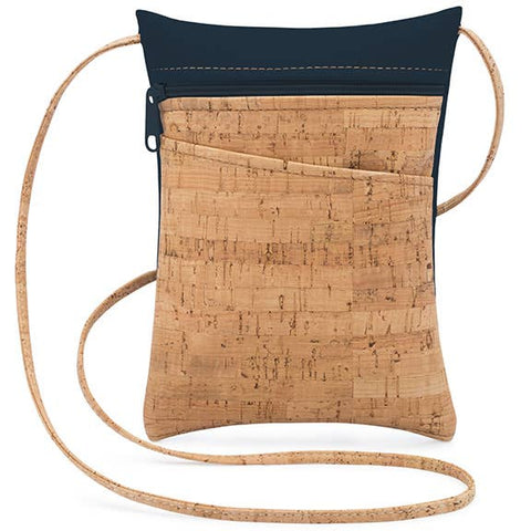 Navy Mini Cross Body Bag