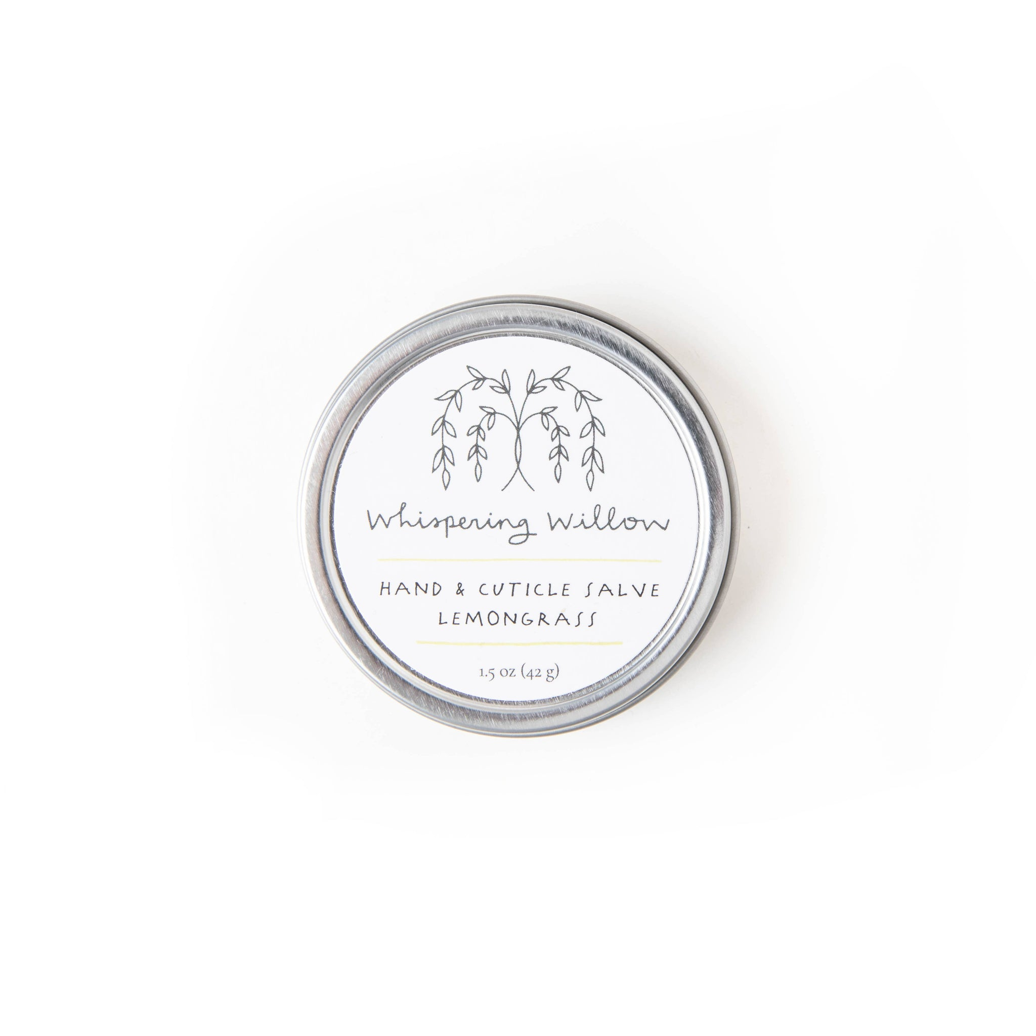Lemongrass Hand & Cuticle Salve