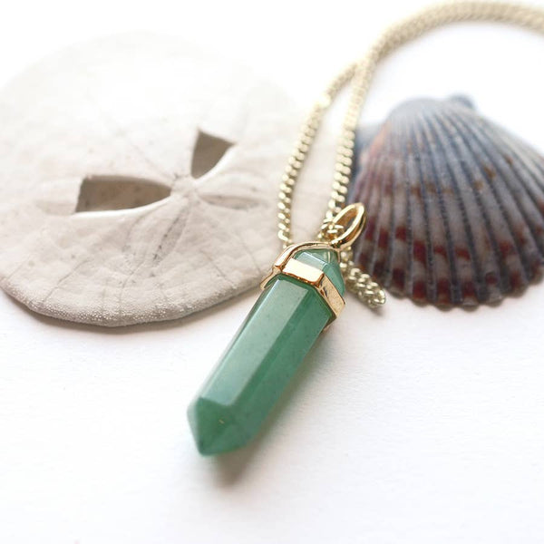 Adventurine Pendant
