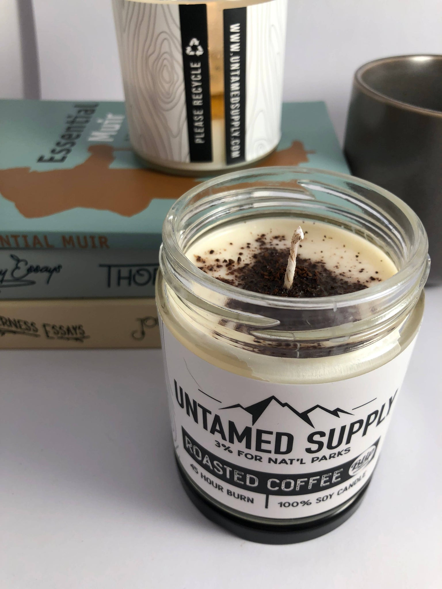 Roasted Coffee Candle