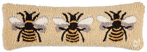Bumblebee Pillow 8 x 24""