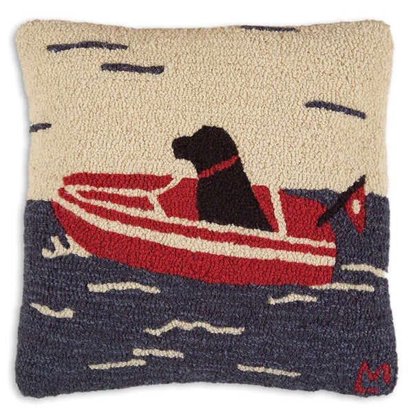 Seadog Pillow 18 x 18""