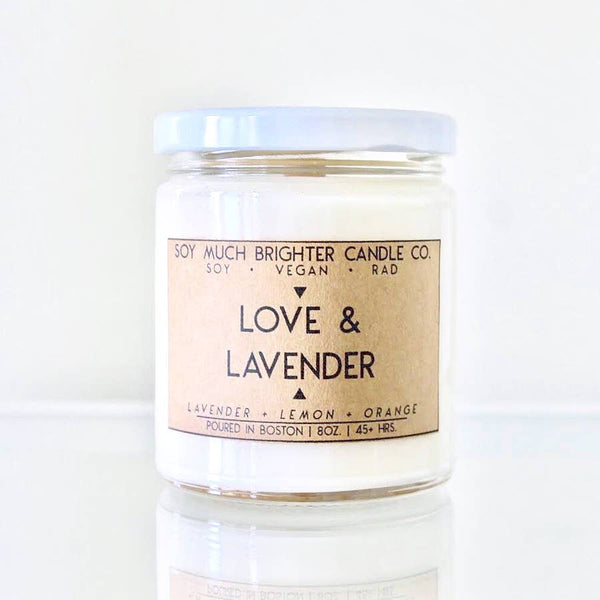 Love & Lavender Candle